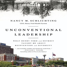 Unconventional Leadership cover image