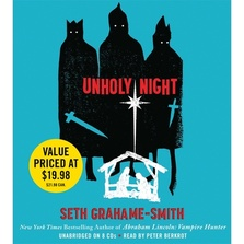 Unholy Night cover image