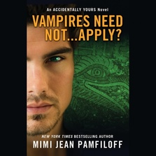 Vampires Need Not...Apply? cover image