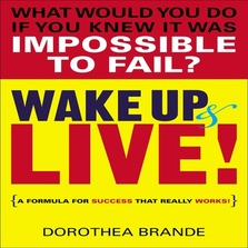 Wake Up and Live! cover image