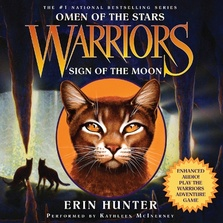 Warriors: Omen of the Stars #4: Sign of the Moon cover image