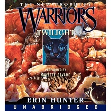 Warriors: The New Prophecy #5: Twilight cover image