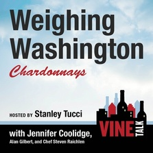 Weighing Washington Chardonnays