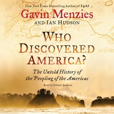 Who Discovered America? cover image