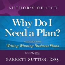 Why Do I Need a Plan?