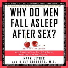 Why Do Men Fall Asleep After Sex cover image