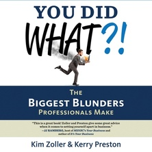 You Did What?! cover image