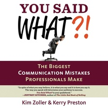 You Said What?! cover image
