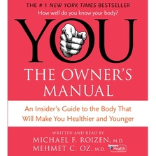 YOU: The Owner's Manual cover image
