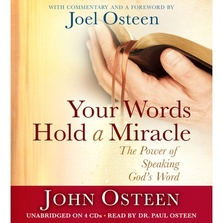 Your Words Hold a Miracle cover image
