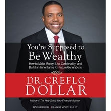 You're Supposed to Be Wealthy cover image