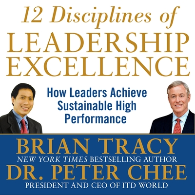 12 Disciplines of Leadership Excellence cover image
