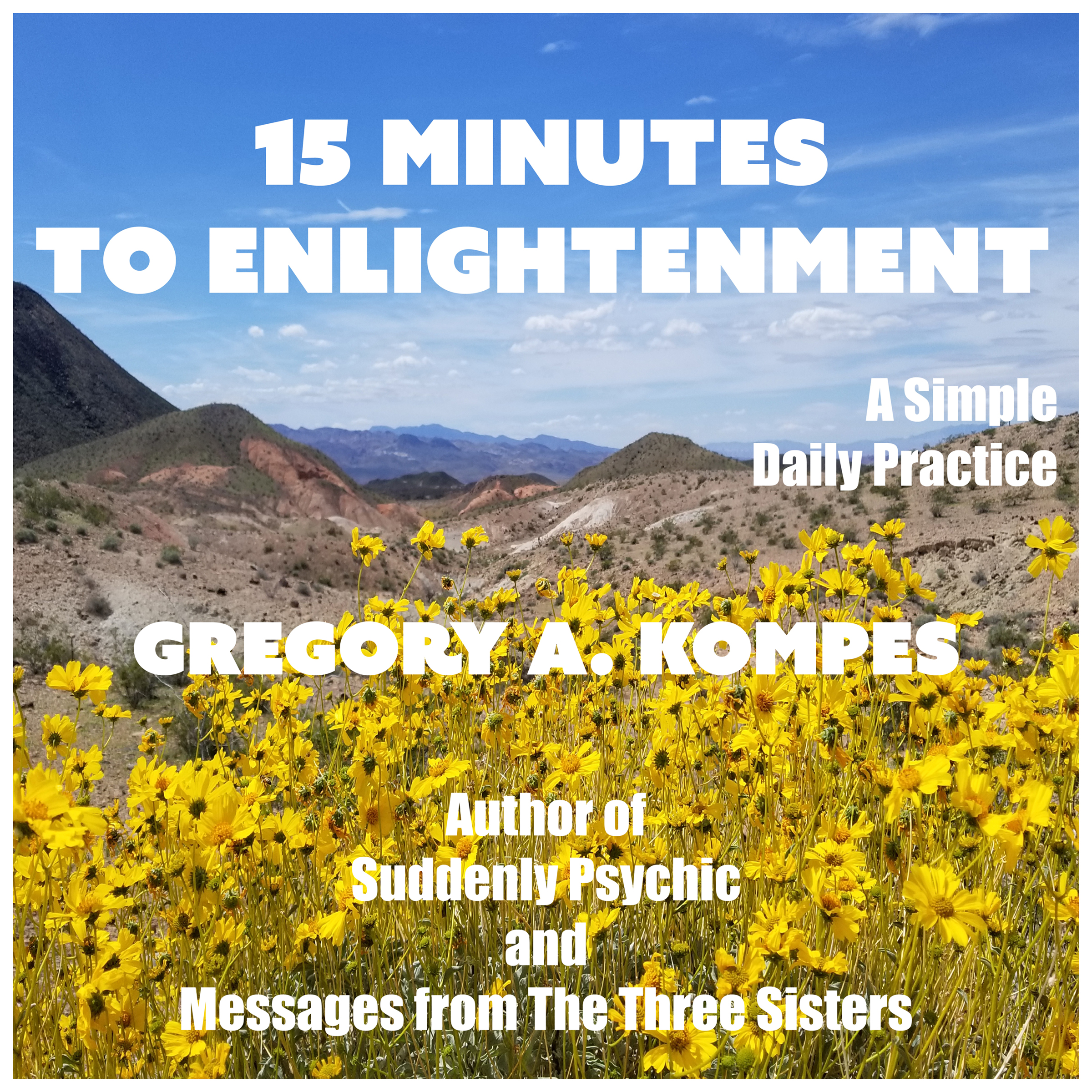 15 Minutes to Enlightenment cover image