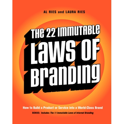 22 Immutable Laws of Branding cover image