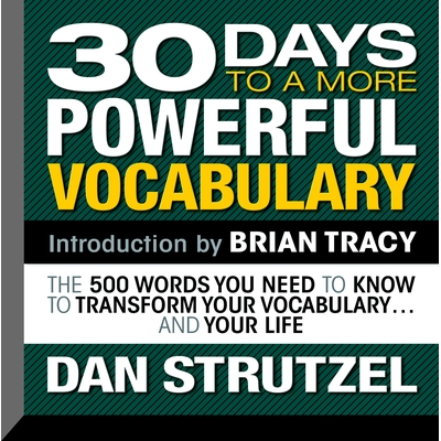 30 Days to a More Powerful Vocabulary cover image
