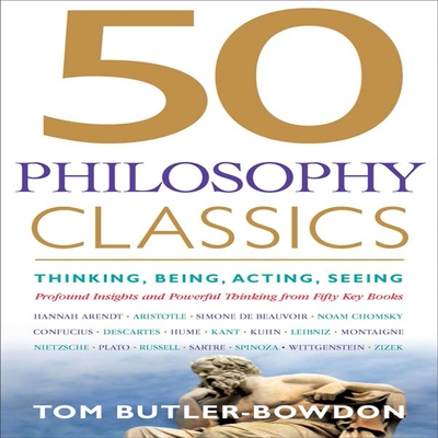 50 Philosophy Classics cover image