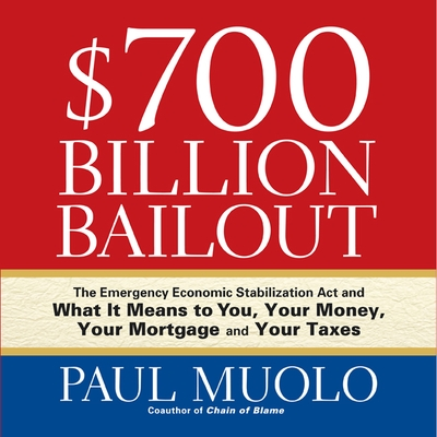 $700 Billion Bailout cover image