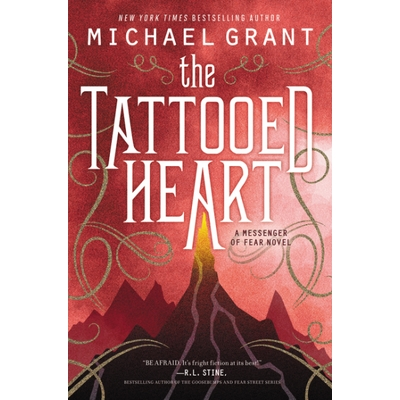 The Tattooed Heart cover image