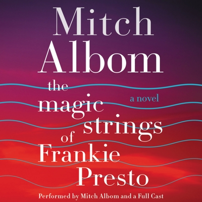 The Magic Strings of Frankie Presto cover image