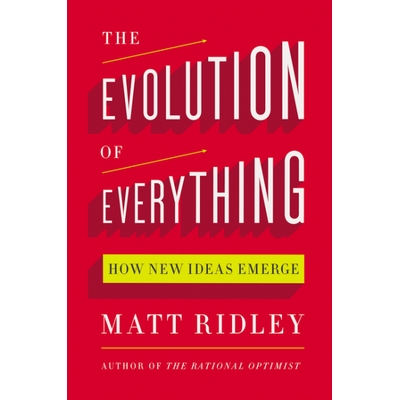The Evolution of Everything cover image