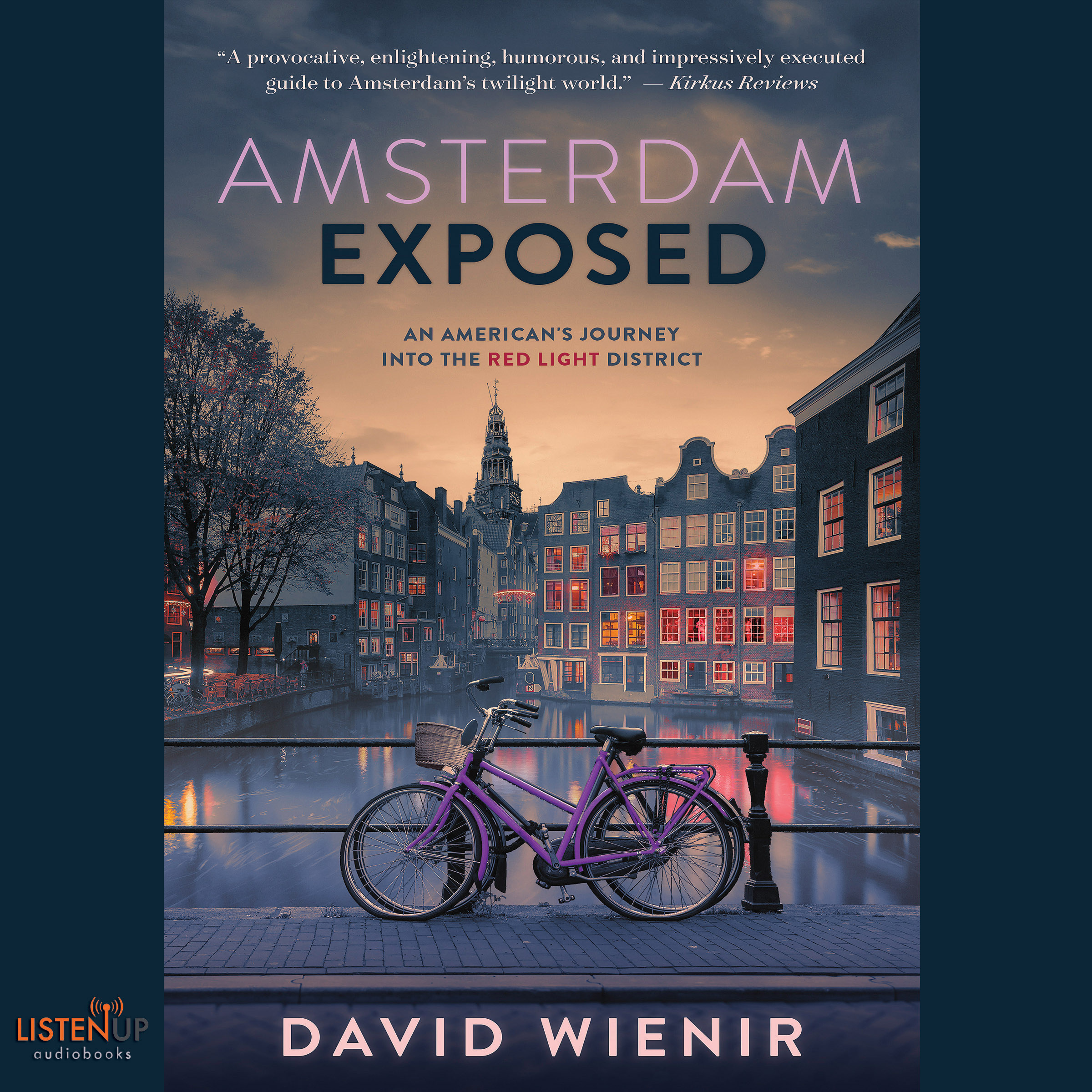 Amsterdam Exposed cover image