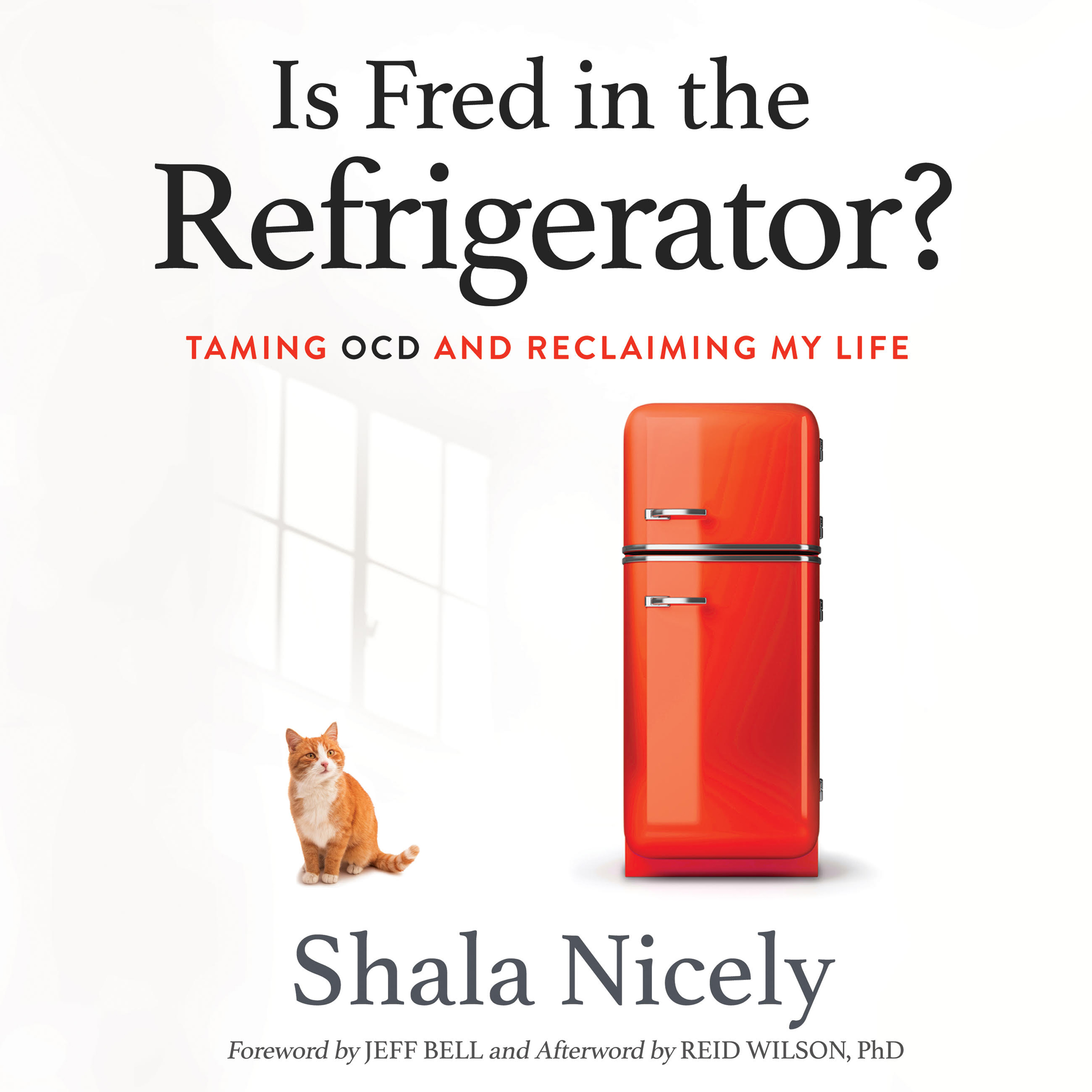 Is Fred in the Refrigerator? cover image
