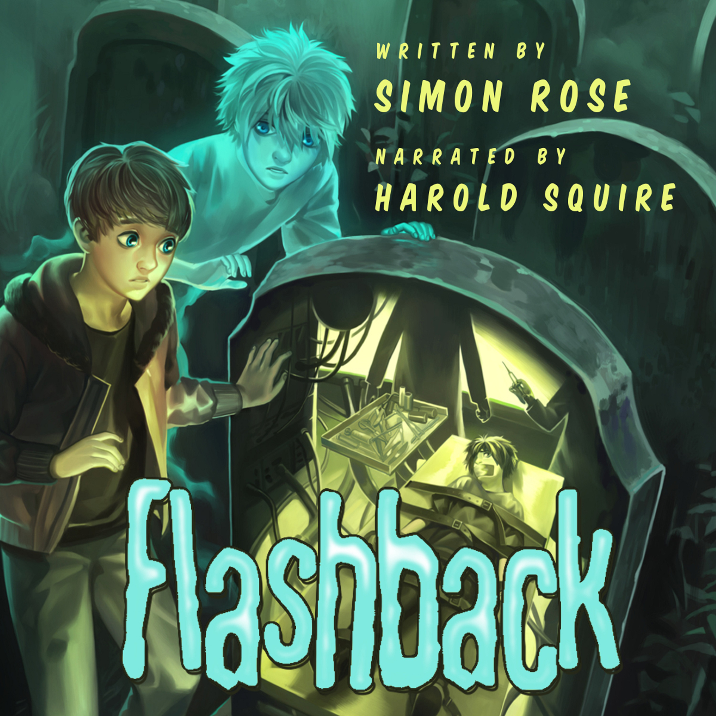 Flashback cover image