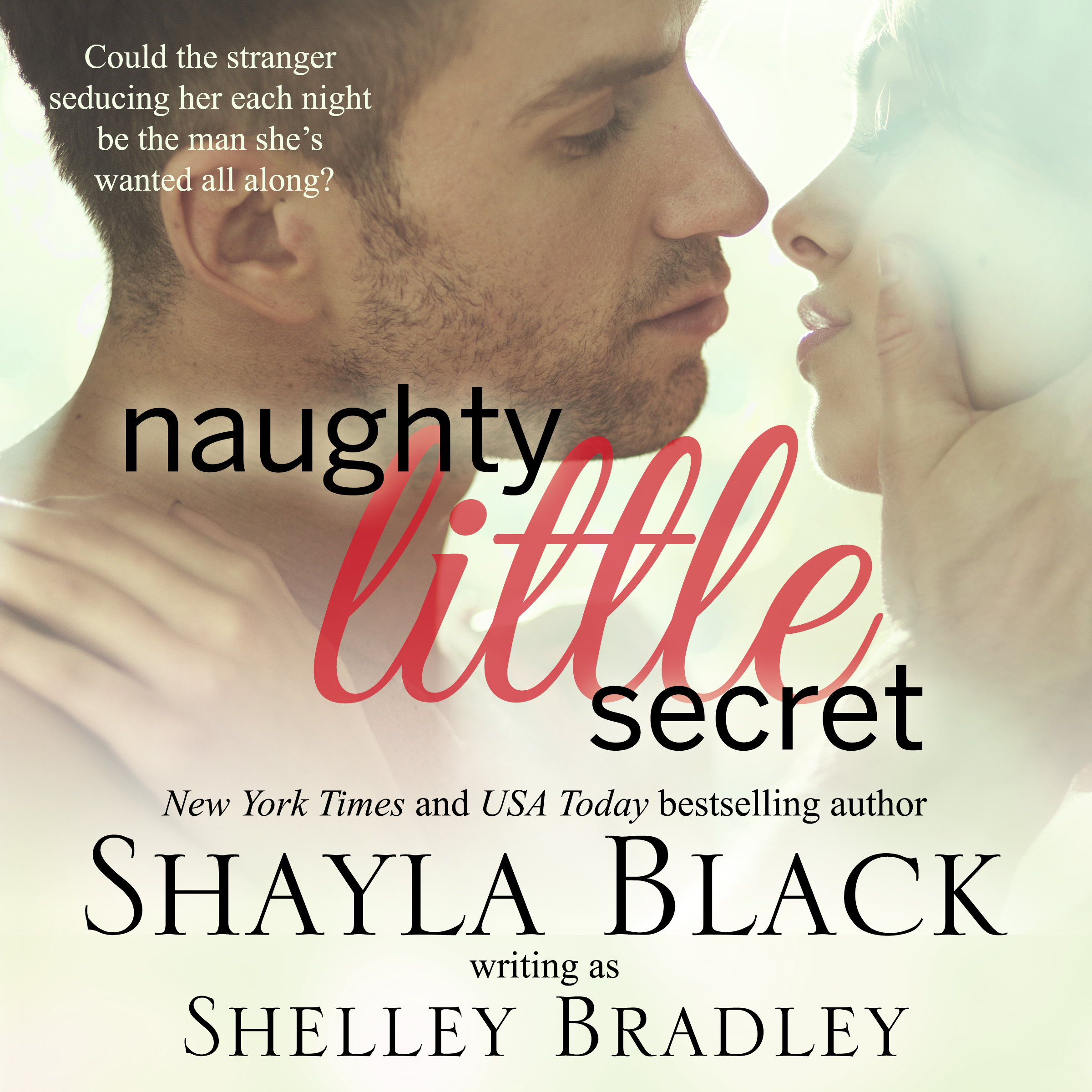 Naughty Little Secret cover image
