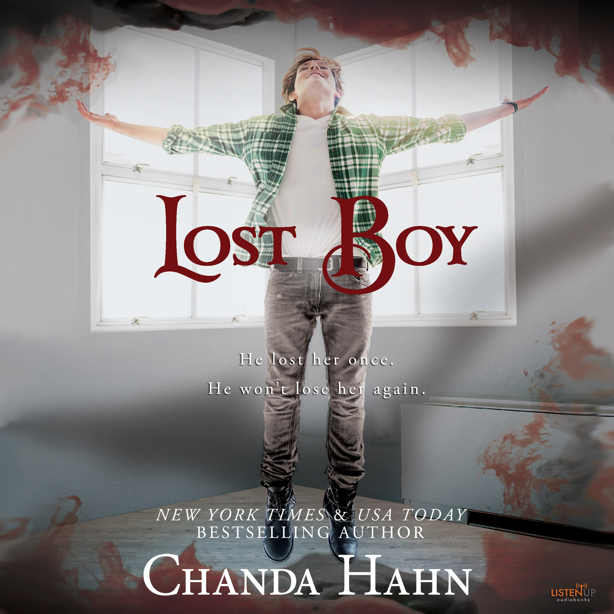 Lost Boy cover image