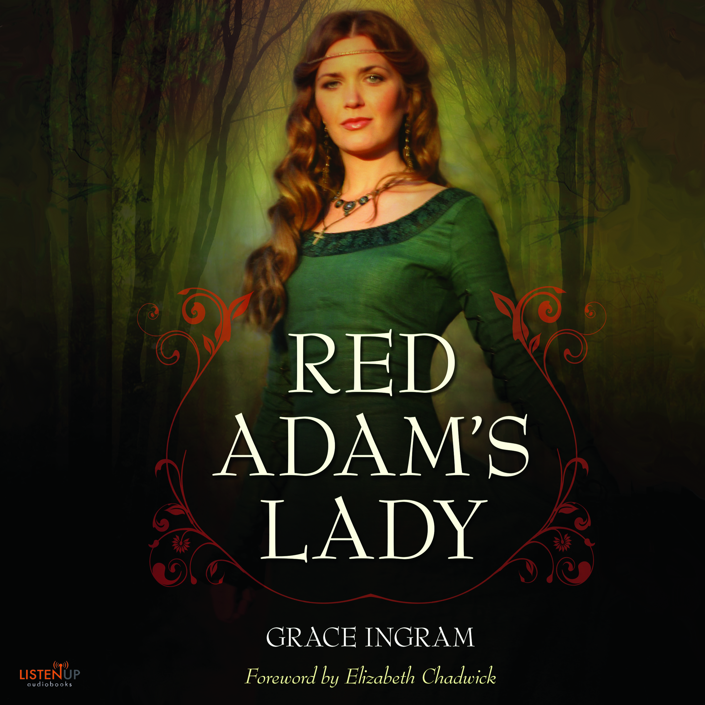 Red Adam's Lady cover image
