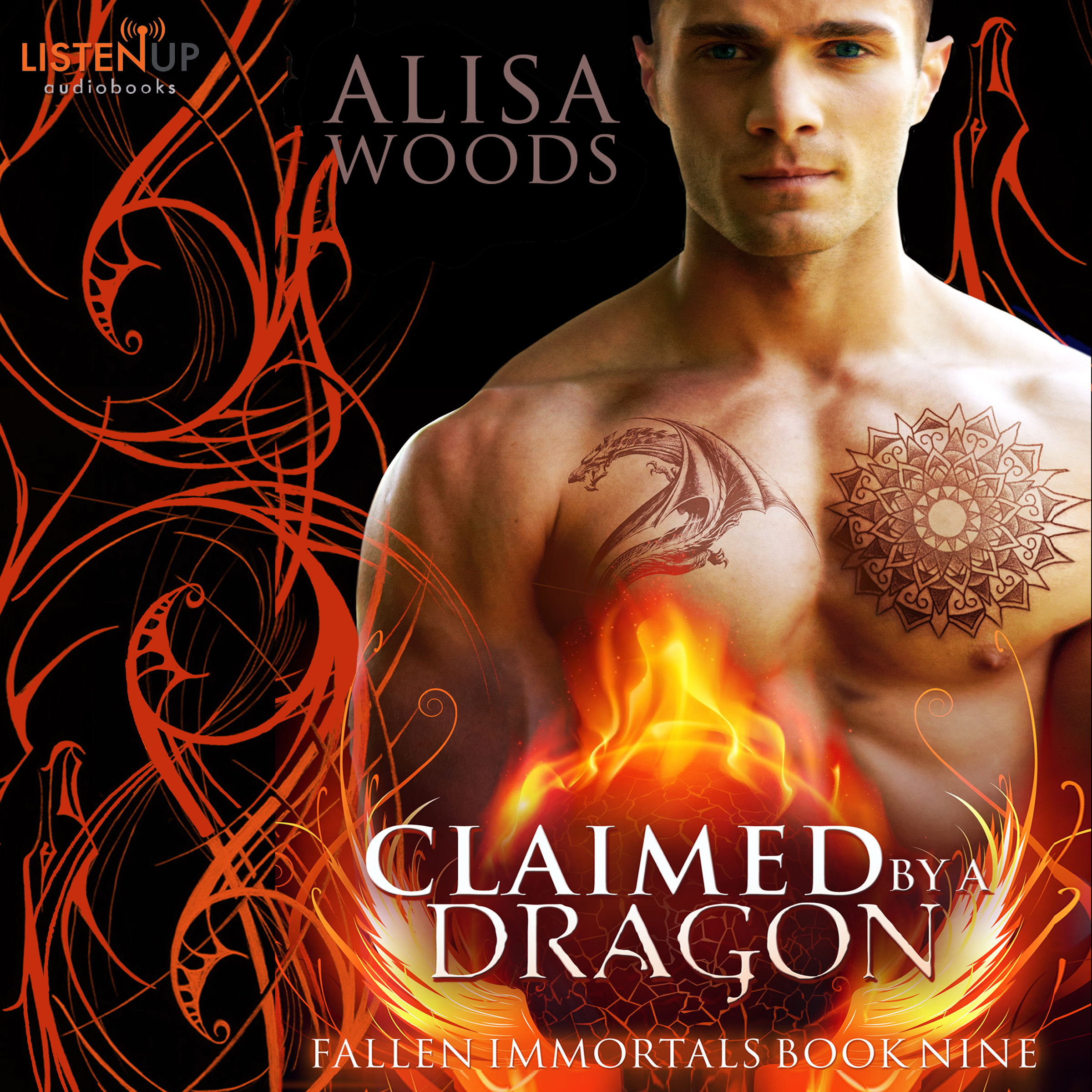 Claimed by a Dragon cover image