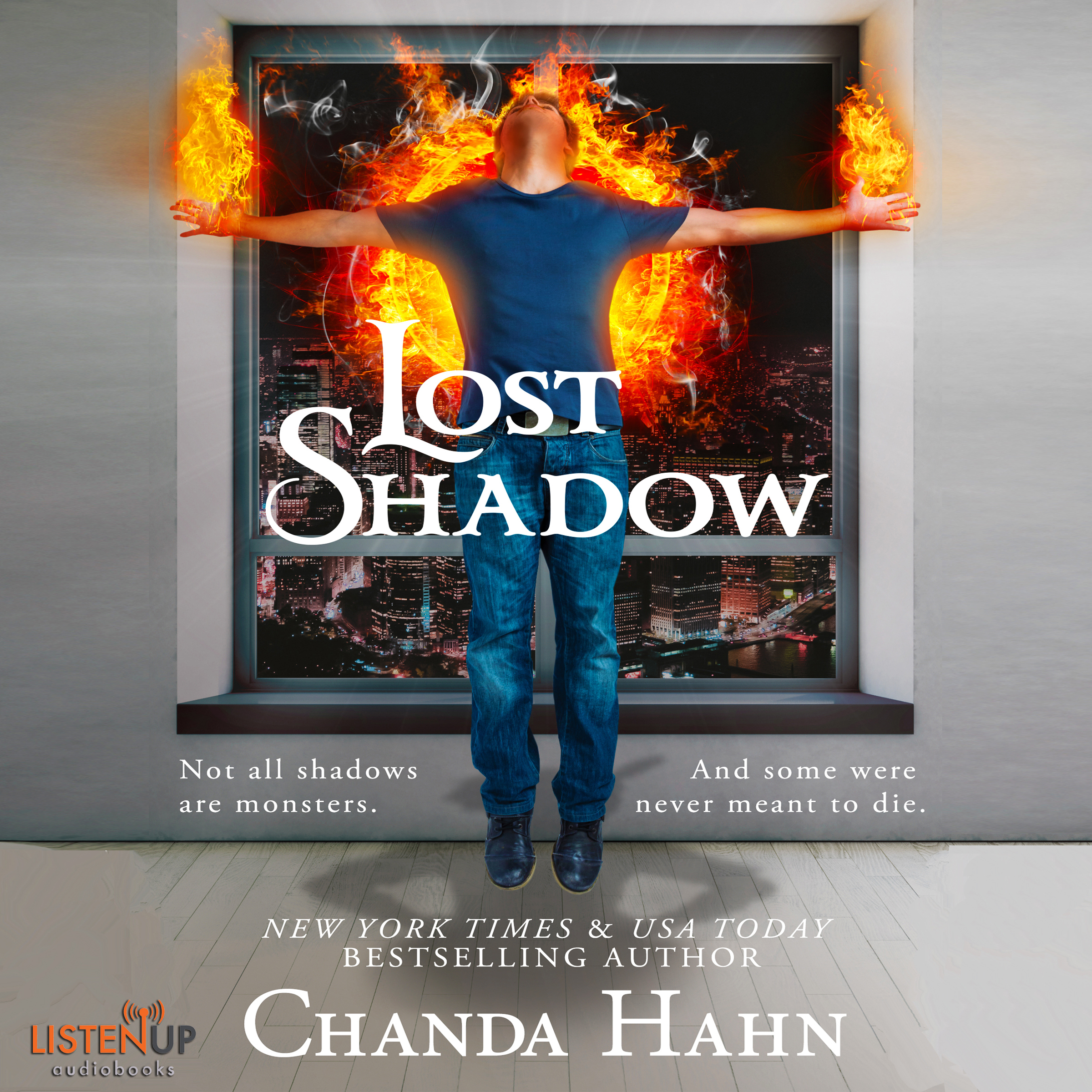 Lost Shadow cover image