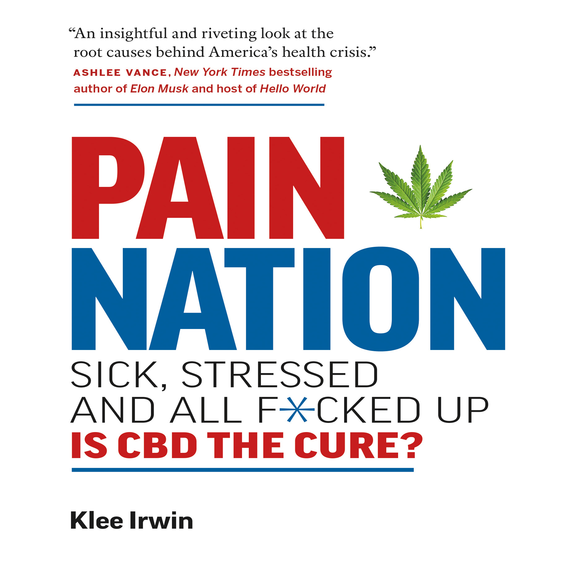 Pain Nation cover image