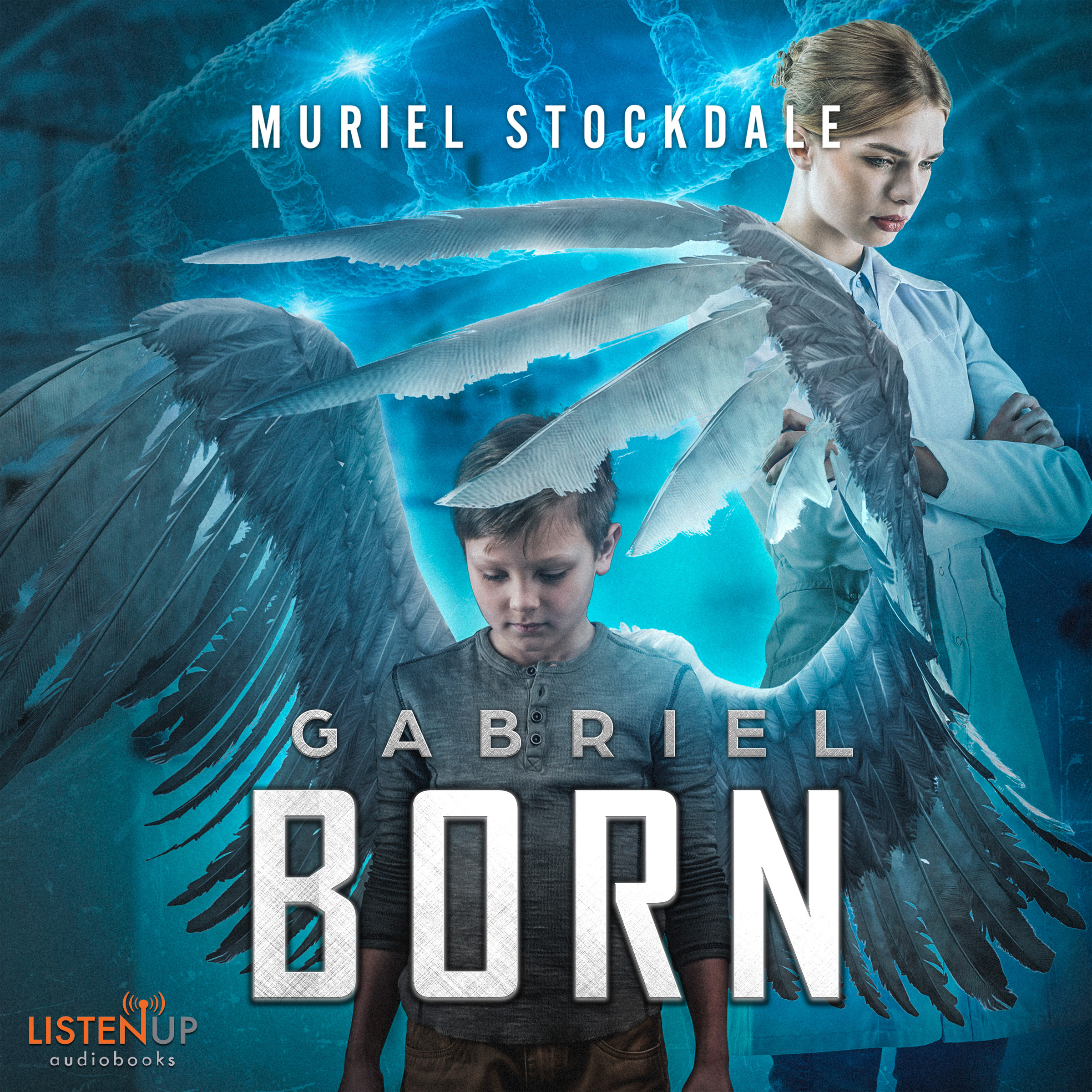 Gabriel Born cover image