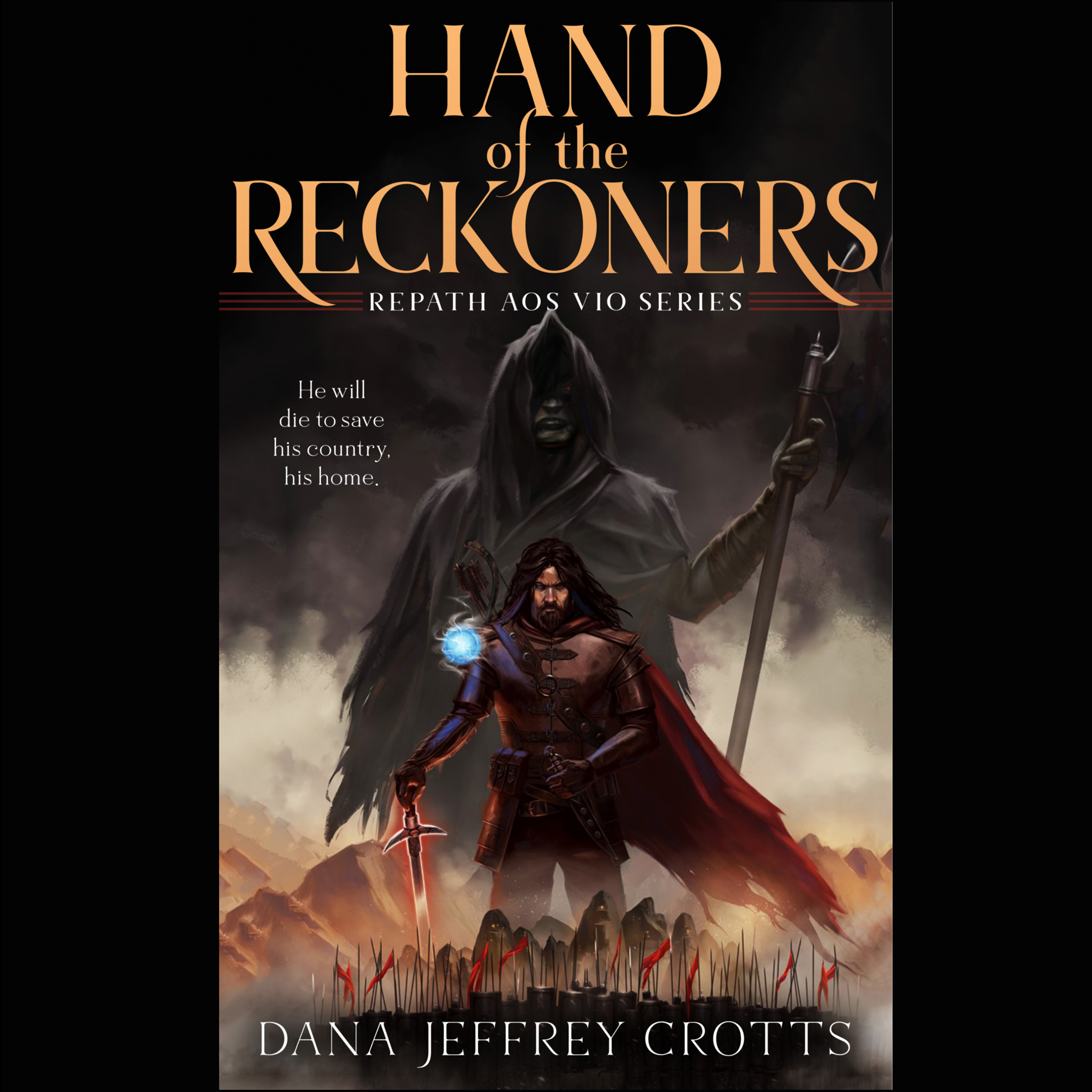 Hand of the Reckoners cover image