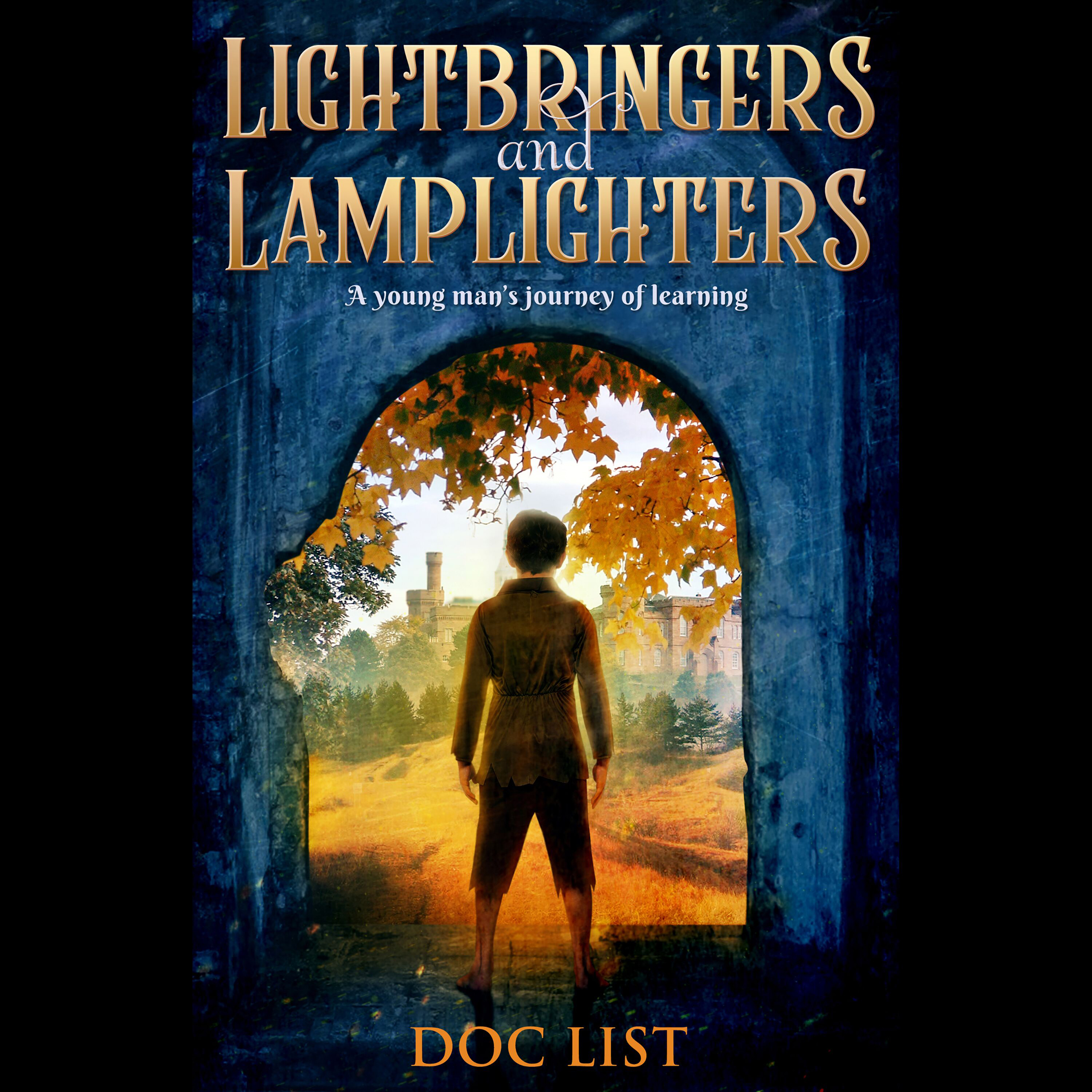 Lightbringers and Lamplighters  cover image