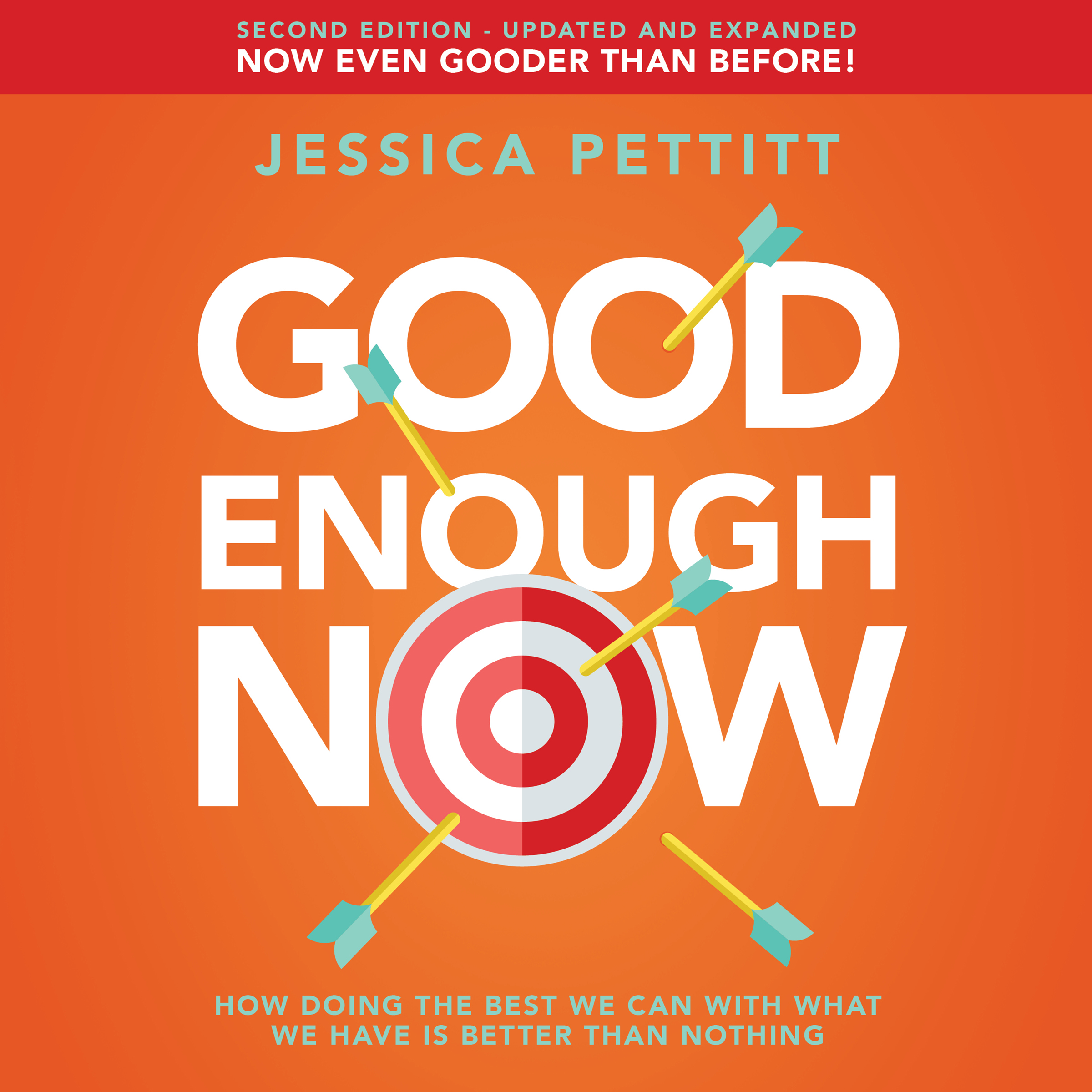 Good Enough Now cover image