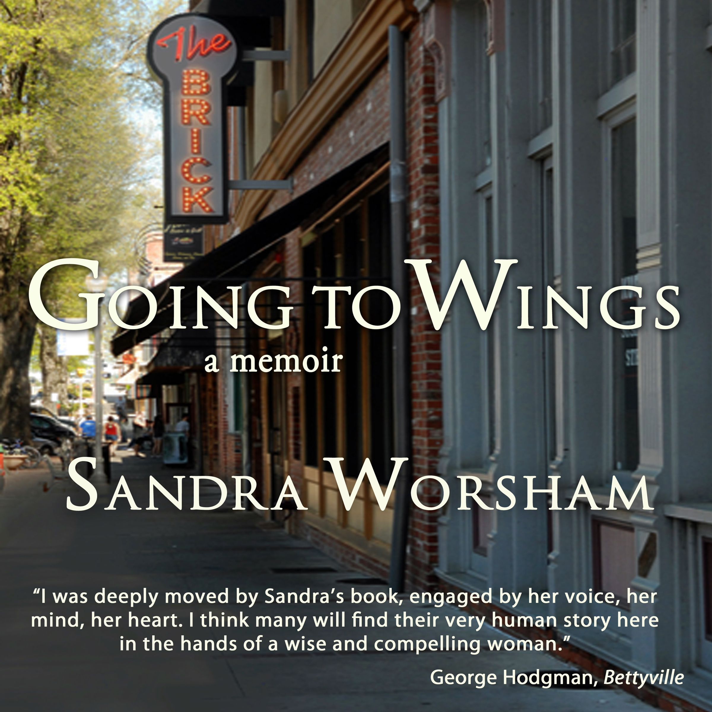 Going to Wings cover image