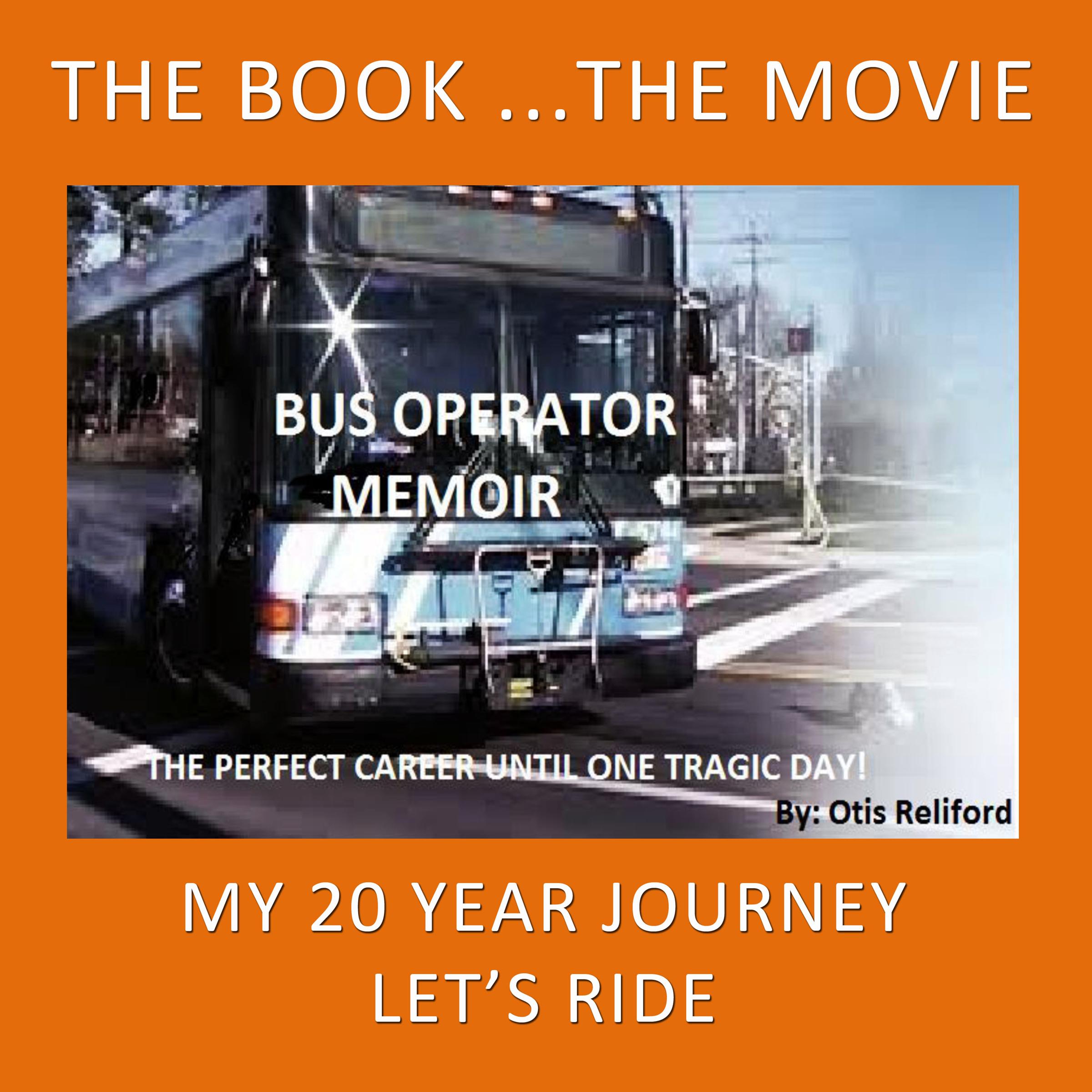 Bus Operator Memoir cover image