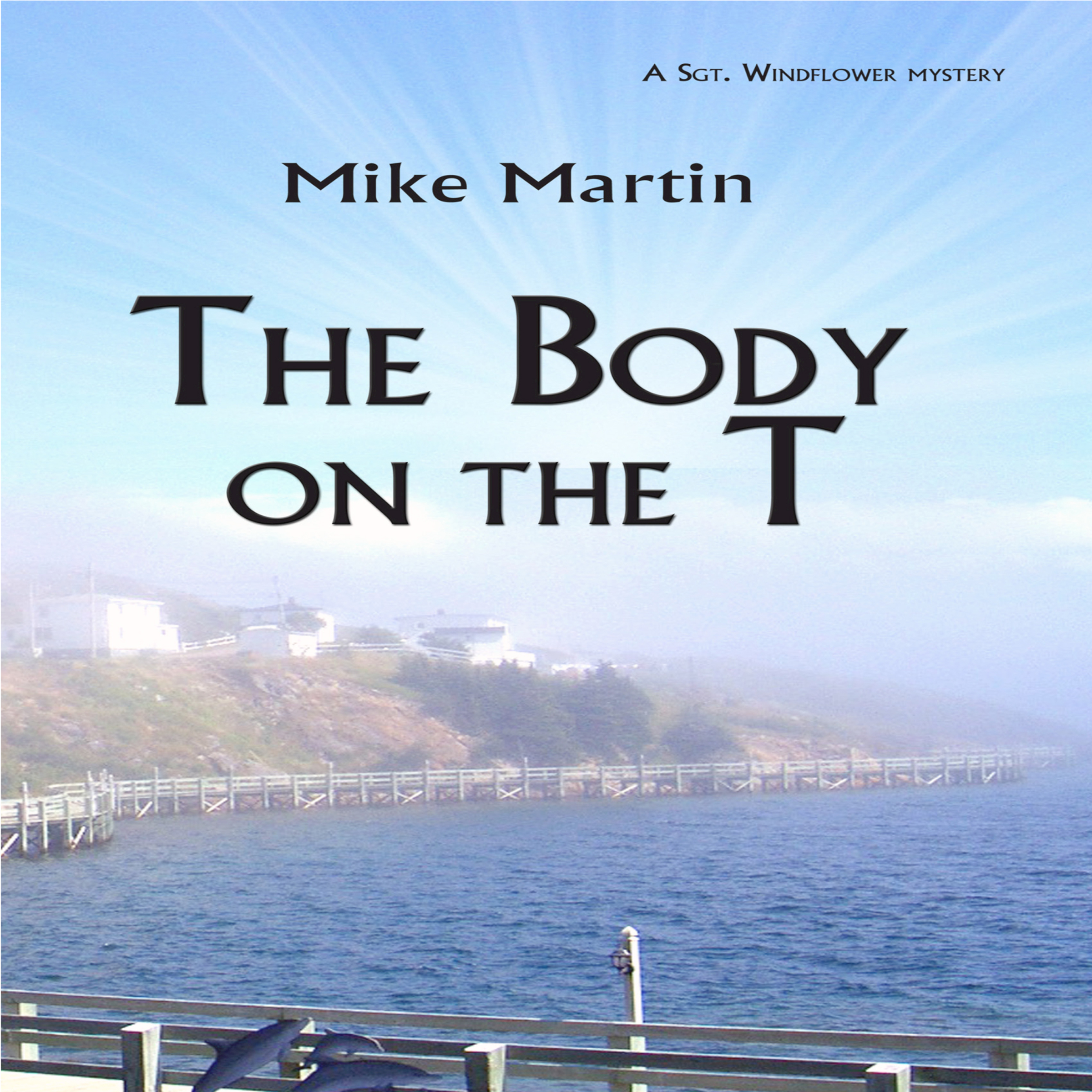 The Body on the T cover image