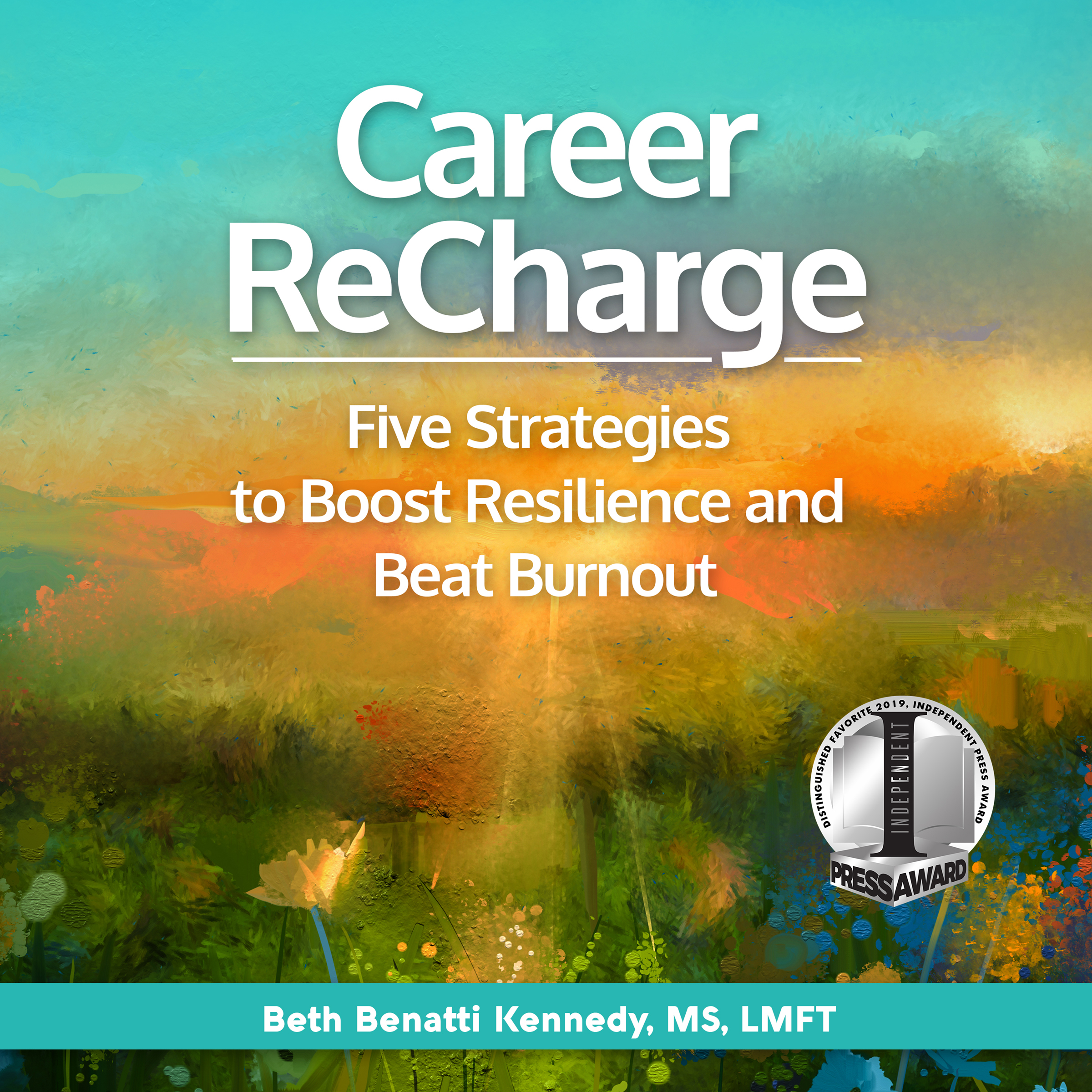 Career ReCharge cover image
