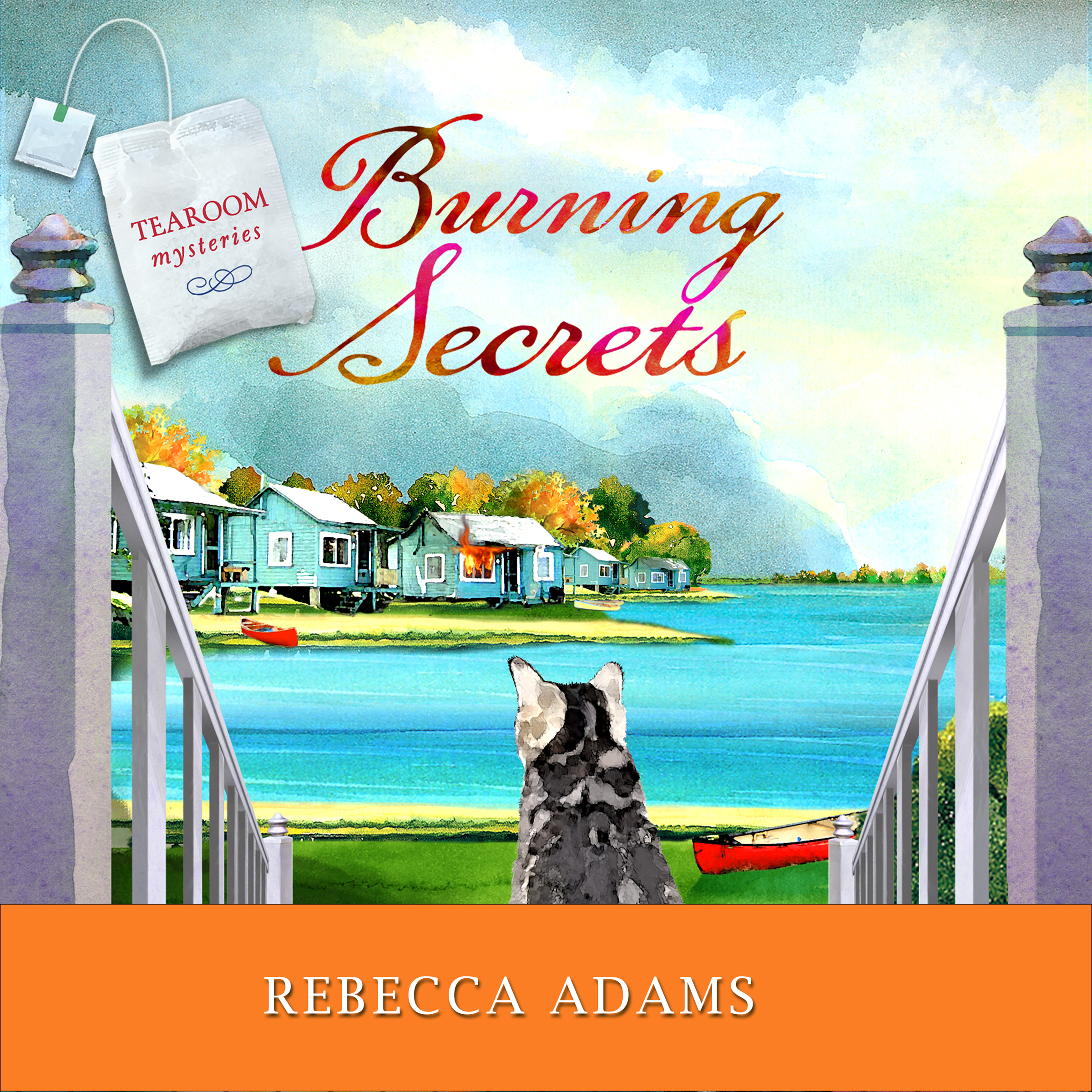 Burning Secrets cover image