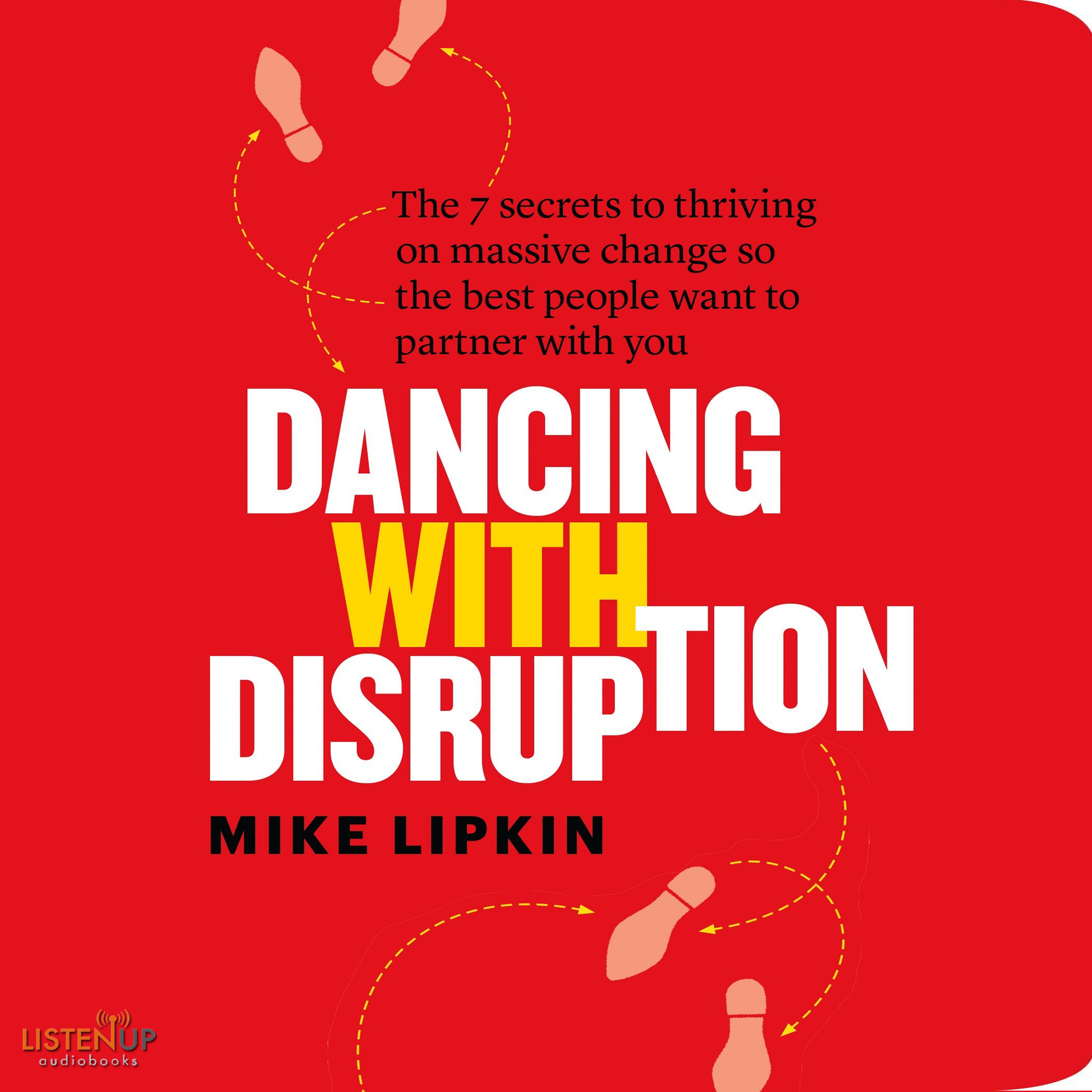 Dancing with Disruption cover image
