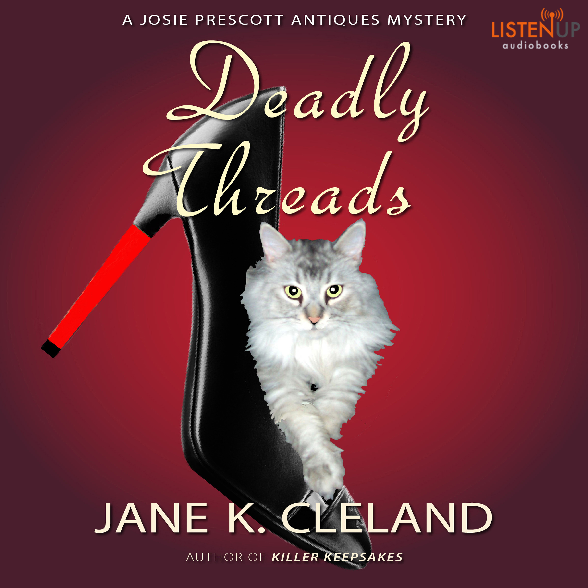 Deadly Threads cover image