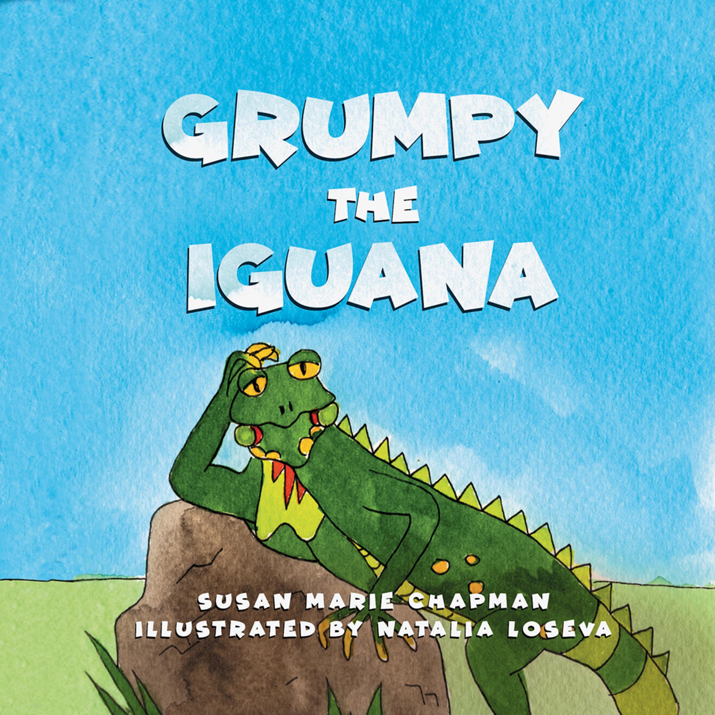 Grumpy the Iguana