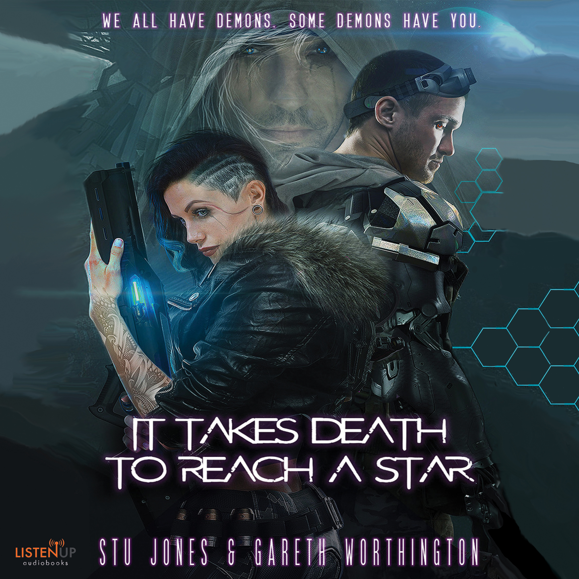 It Takes Death to Reach a Star cover image