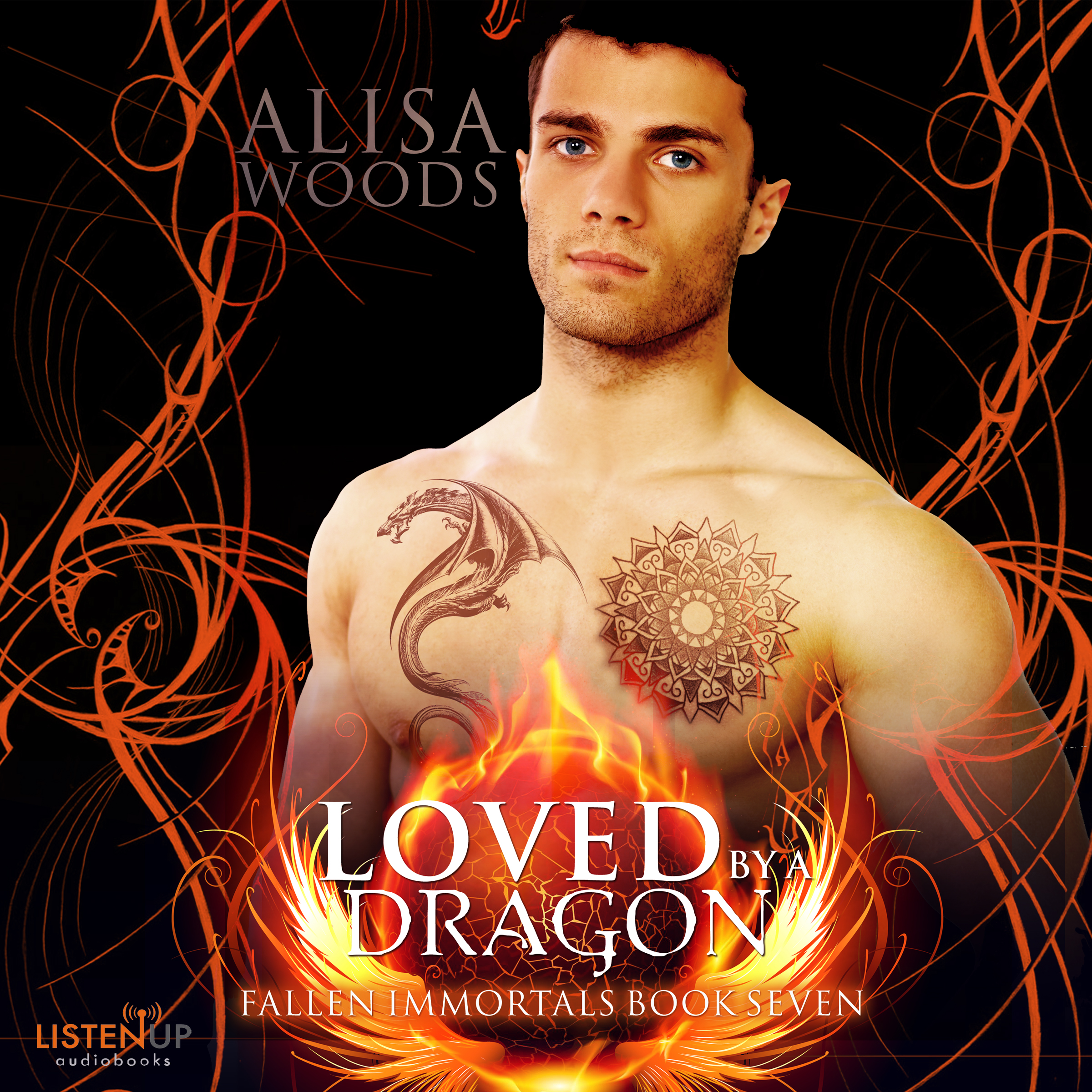 Loved by a Dragon cover image