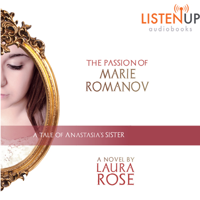 The Passion of Marie Romanov cover image