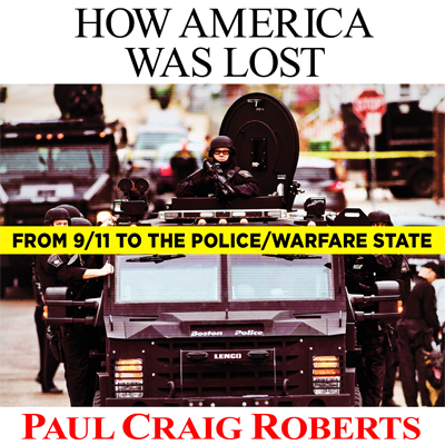 How America Was Lost cover image