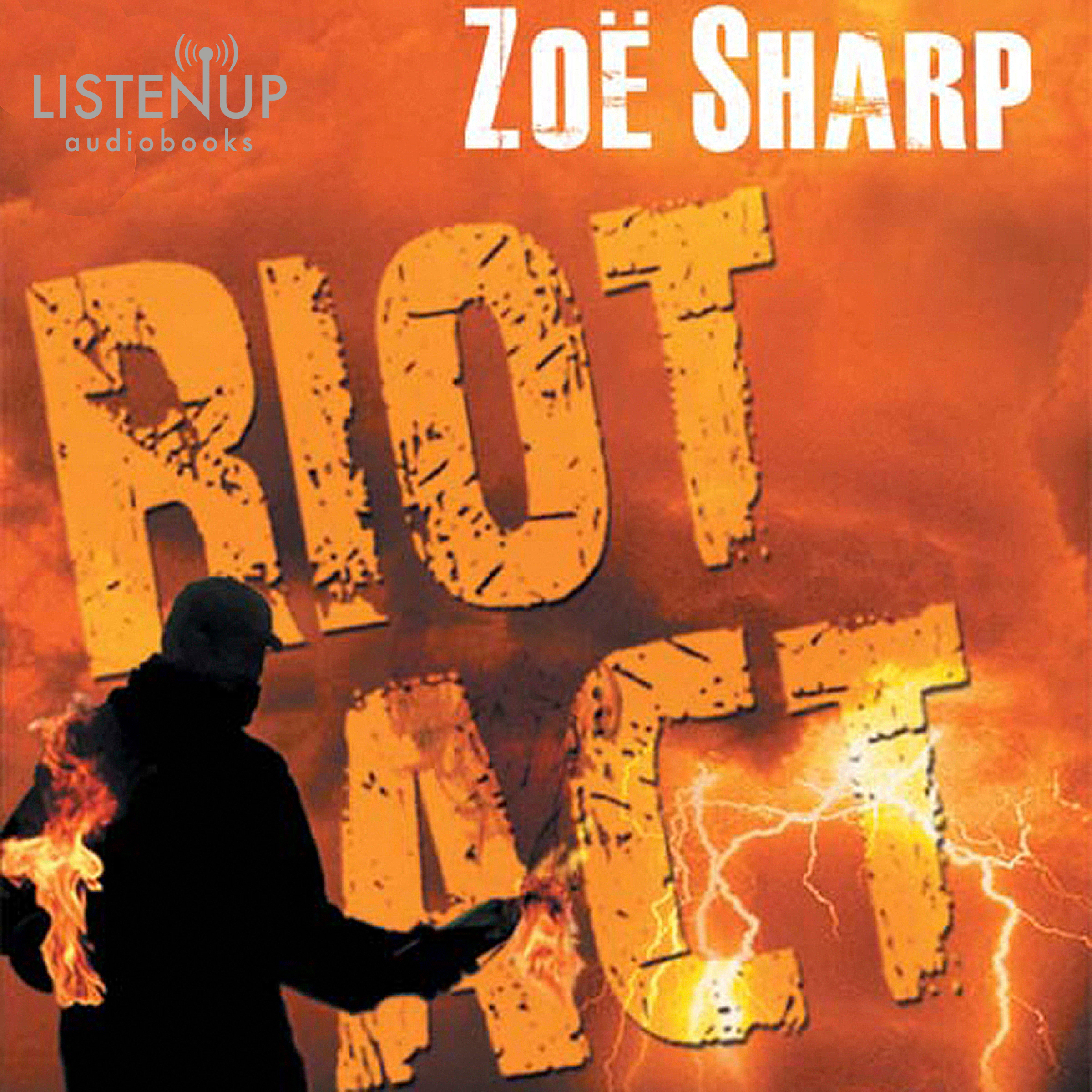 Riot Act cover image